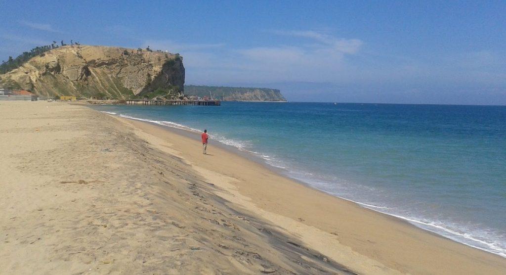 Playa de Porto Amboim
