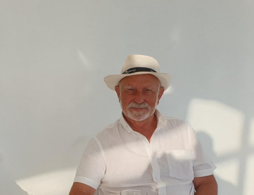 Juan Luis Trassierra en una foto reciente