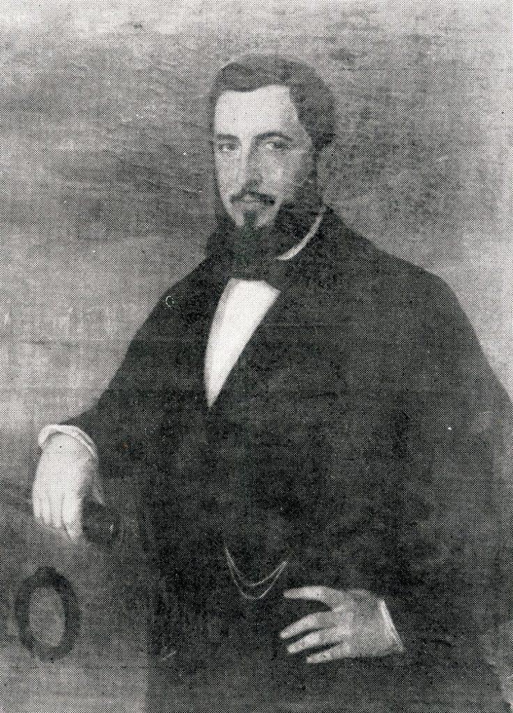 Marcelino Cagigal, capitán del vapor GENERAL ARMERO