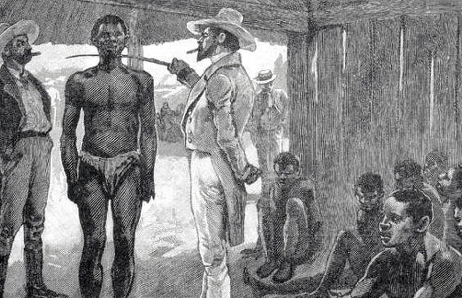 La esclavitud en Cuba