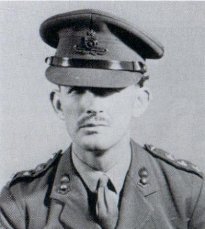 Major Gus March-Philipps